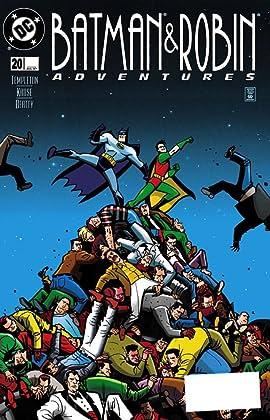 Batman & Robin Adventures (1995-1997) #20