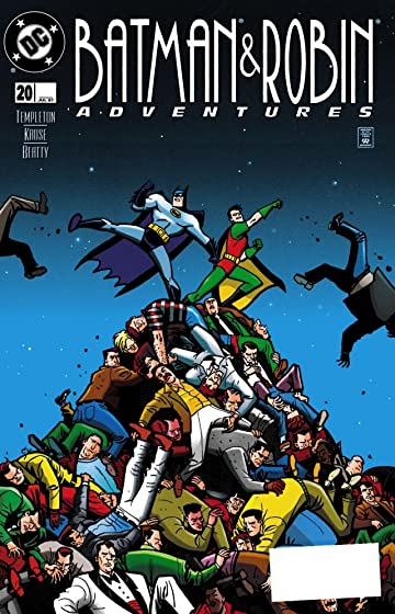 Batman & Robin Adventures (1995-1997) #20