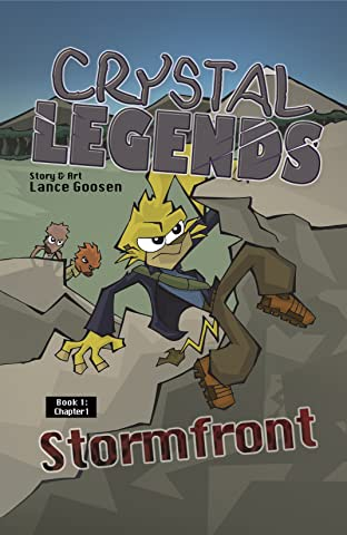 Crystal Legends #1
