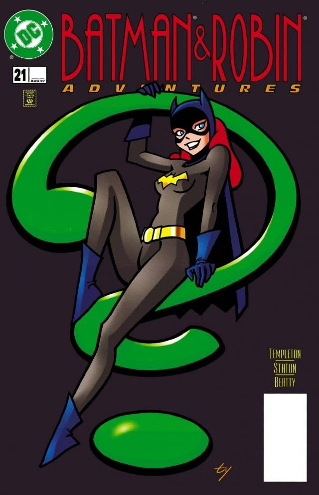 Batman & Robin Adventures (1995-1997) #21