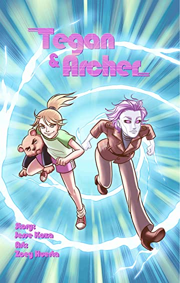 Tegan and Archer #1