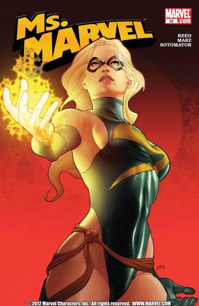 Ms. Marvel (2006-2010) #31