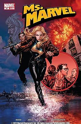 Ms. Marvel (2006-2010) #33