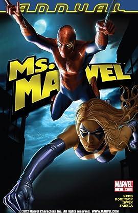 Ms. Marvel (2006-2010) Annual #1