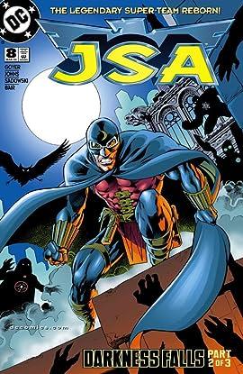 JSA (1999-2006) #8