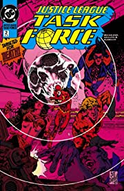 Justice League Task Force (1993-1996) #2