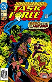 Justice League Task Force (1993-1996) #4