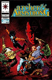Archer & Armstrong (1992-1994) #21