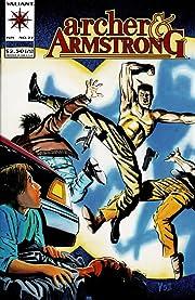 Archer & Armstrong (1992-1994) No.23