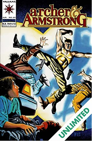 Archer & Armstrong (1992-1994) #23
