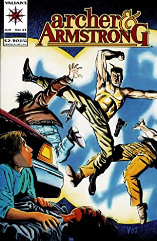 Archer & Armstrong (1992-1994) No.23