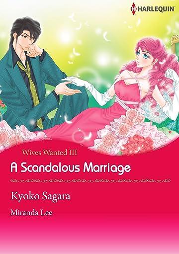 A Scandalous Marriage