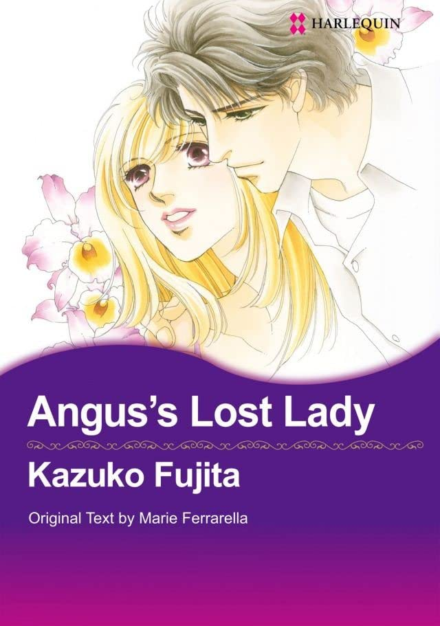Angus's Lost Lady: Preview