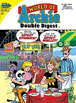 World of Archie Double Digest No.20
