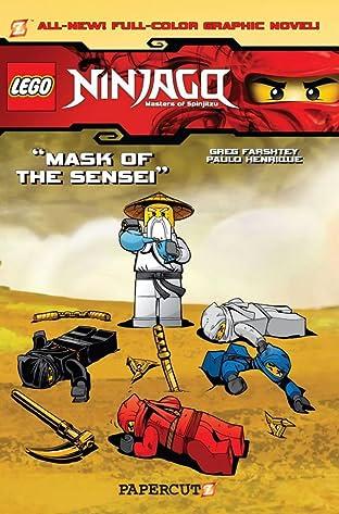 Ninjago Vol. 2: Mask of the Sensei Preview