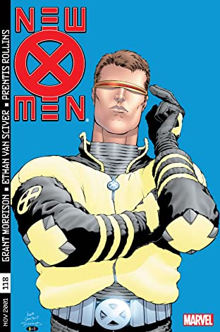 New X-Men (2001-2004) No.118