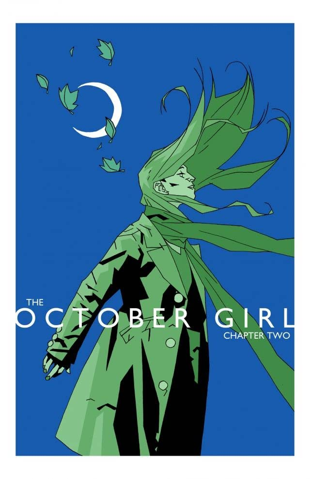 The October Girl #2