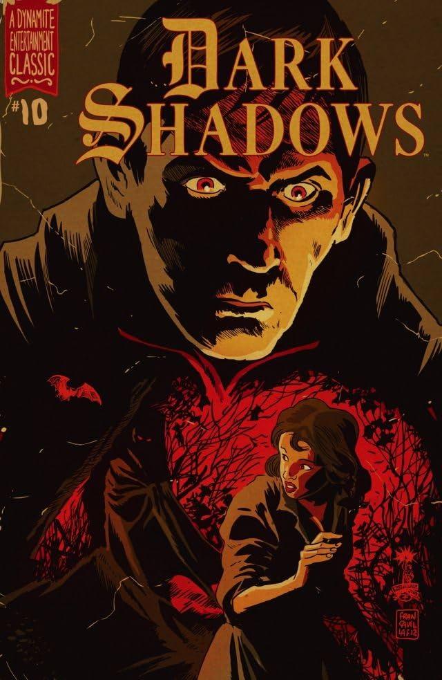 Dark Shadows (Ongoing) #10