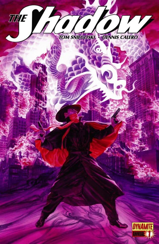 The Shadow: Annual #1