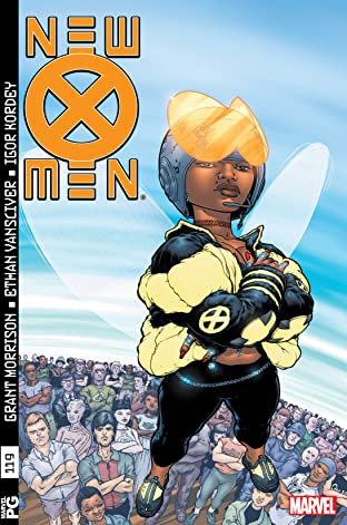 New X-Men (2001-2004) No.119