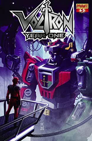 Voltron: Year One #5