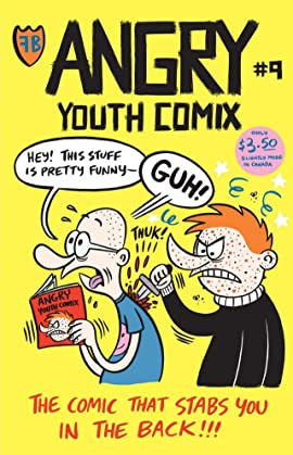 Angry Youth Comix #9
