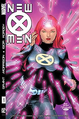 New X-Men (2001-2004) No.120