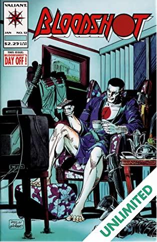 Bloodshot (1993-1996) #12