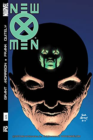 New X-Men (2001-2004) No.121