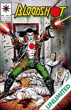 Bloodshot (1993-1996) #13