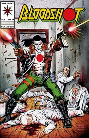 Bloodshot (1993-1996) No.13