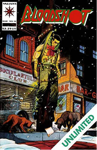 Bloodshot (1993-1996) #14