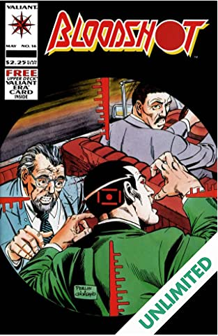 Bloodshot (1993-1996) #16