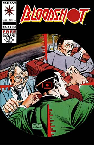 Bloodshot (1993-1996) No.16