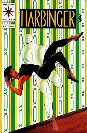 Harbinger (1992-1995) #17