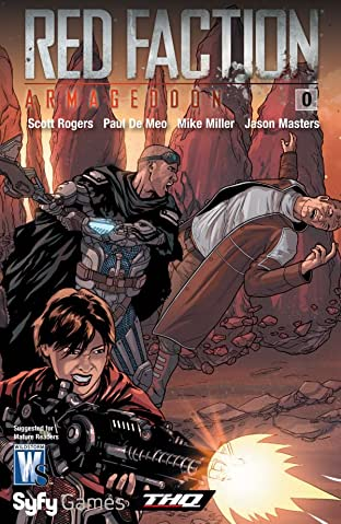 Red Faction: Armageddon #1