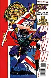 Ninjak (1994-1995) #00