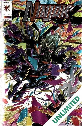 Ninjak (1994-1995) #1