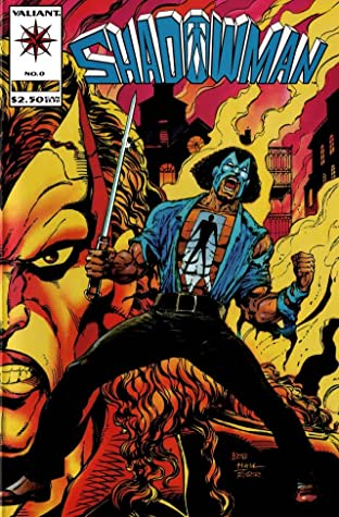 Shadowman (1992-1995) No.0