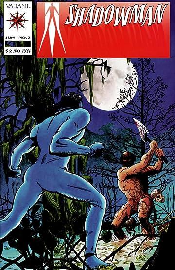 Shadowman (1992-1995) #2