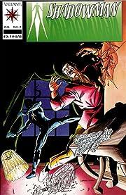Shadowman (1992-1995) No.3