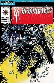 Shadowman (1992-1995) No.4