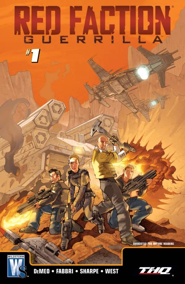 Red Faction: Guerrilla #1