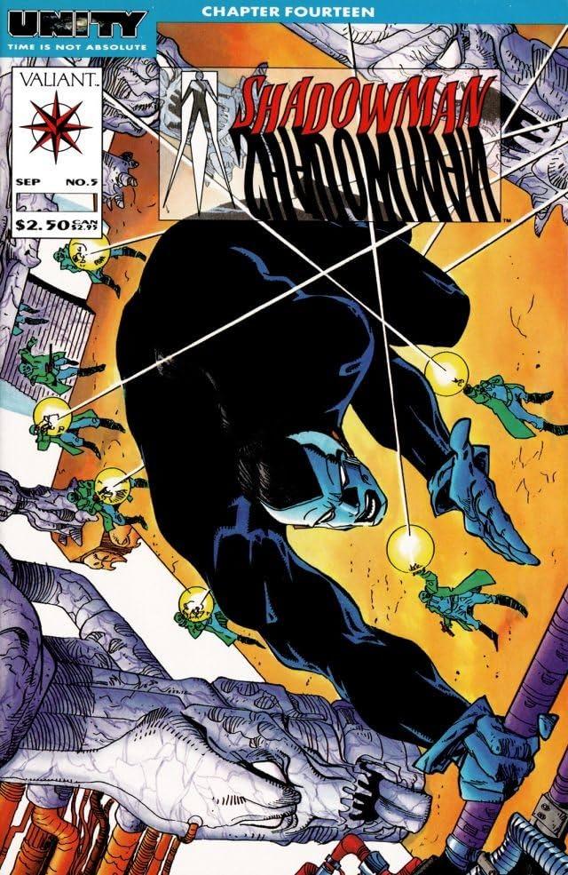 Shadowman (1992-1995) #5