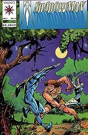 Shadowman (1992-1995) No.6