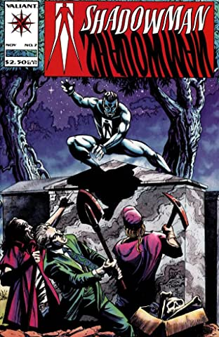 Shadowman (1992-1995) No.7