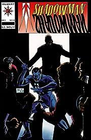 Shadowman (1992-1995) No.8