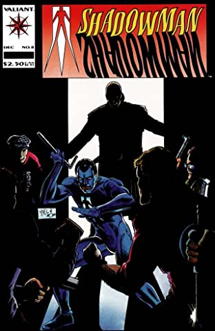 Shadowman (1992-1995) No.8