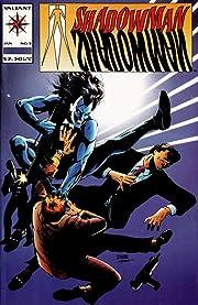 Shadowman (1992-1995) No.9