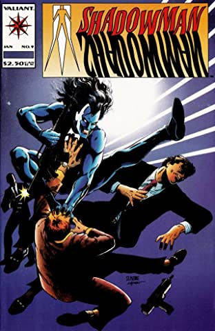 Shadowman (1992-1995) No.9